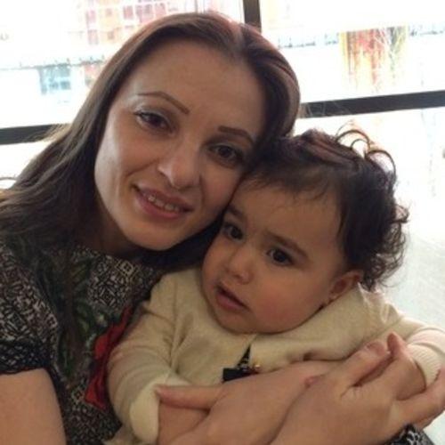 Canadian Nanny Provider Keti Canevikj's Profile Picture