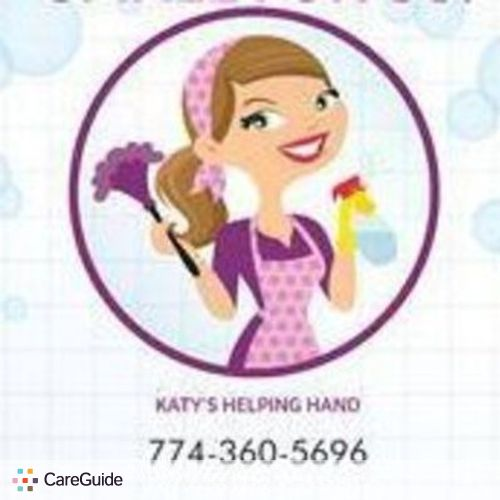 Housekeeper Provider Katy Barboza's Profile Picture
