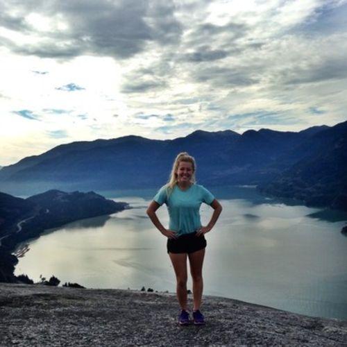 Canadian Nanny Provider Jasmine Dament's Profile Picture