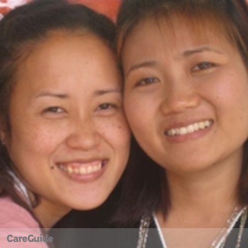 Canadian Nanny Provider Saranya J's Profile Picture