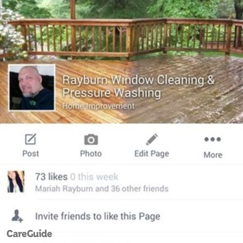 Housekeeper Provider Preston Rayburn's Profile Picture