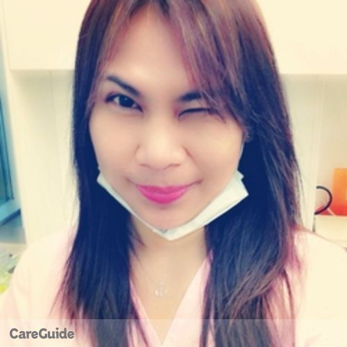 Canadian Nanny Provider Diana Andaya's Profile Picture