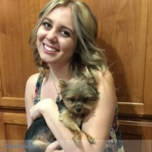 Pet Care Provider Sadie Goodlin's Profile Picture