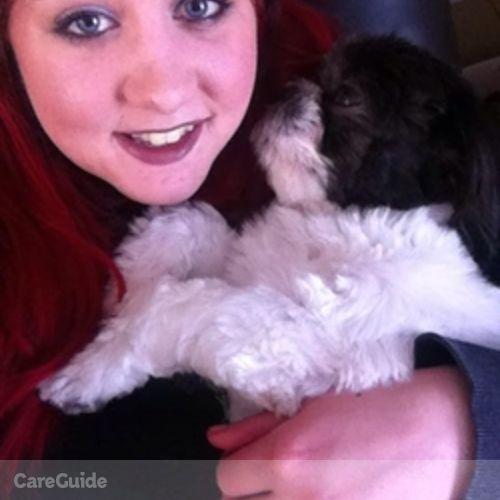 Canadian Nanny Provider Breanna P's Profile Picture