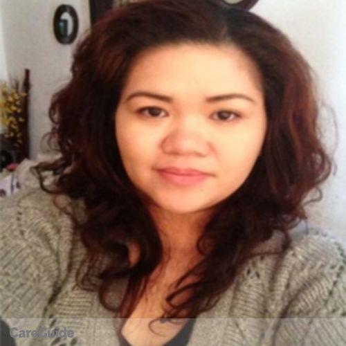 Canadian Nanny Provider Prescilla Aday Simbajon's Profile Picture