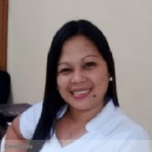 Canadian Nanny Provider Eliza Terante's Profile Picture