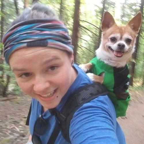 Pet Care Provider Andrea L's Profile Picture