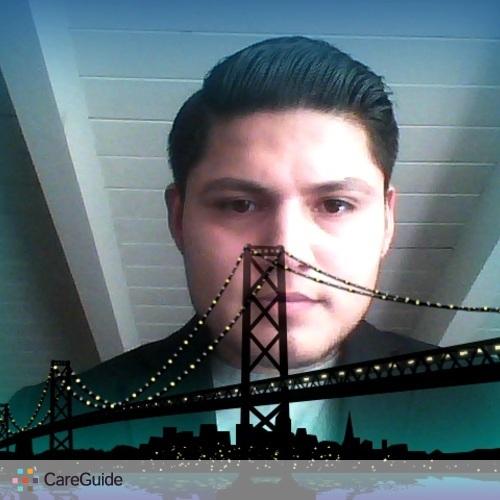 Tutor Provider Cristian M's Profile Picture