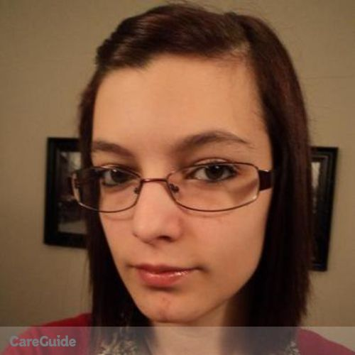 Canadian Nanny Provider Lisa Allard's Profile Picture
