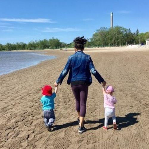 Canadian Nanny Provider Melissa R's Profile Picture
