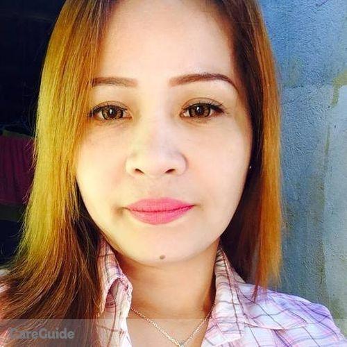 Canadian Nanny Provider Emelita Tibay's Profile Picture