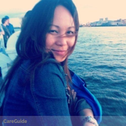 Canadian Nanny Provider Ma Rhonalie D's Profile Picture