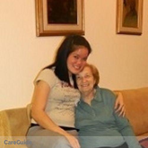 Canadian Nanny Provider Enrica Velasquez's Profile Picture
