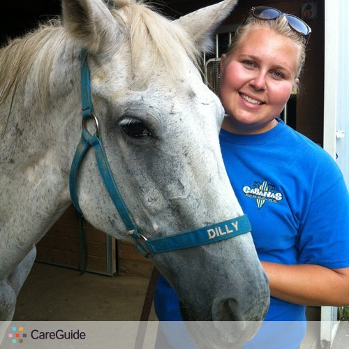 Pet Care Provider Ashley Mikulcik's Profile Picture