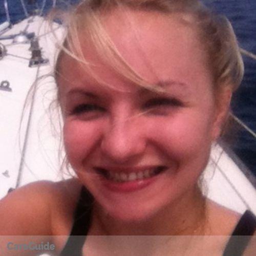 Canadian Nanny Provider Caitlin F's Profile Picture