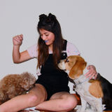 My name is Tania, I'm 19 years old and my dream job is to work with animals. I have experience with dogs and cats.