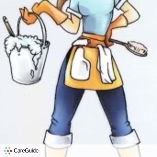 Housekeeper Provider Maria Vazquez's Profile Picture