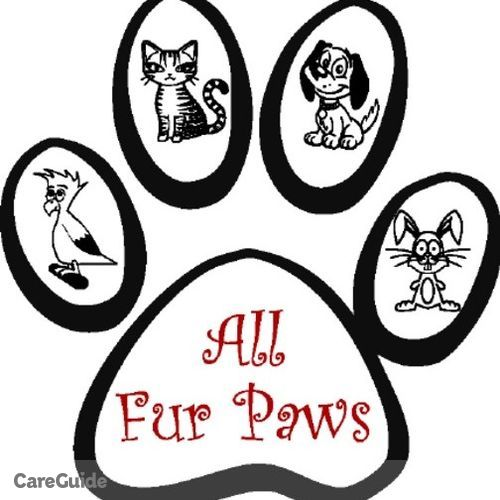 Pet Care Provider Monica T's Profile Picture