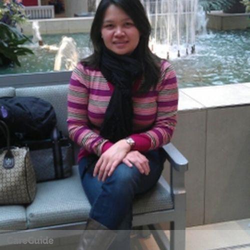 Canadian Nanny Provider Lorraine Falqueza's Profile Picture