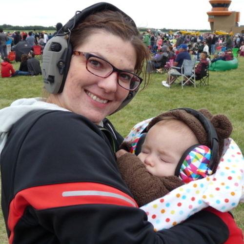 Canadian Nanny Provider Felicia Kvill's Profile Picture