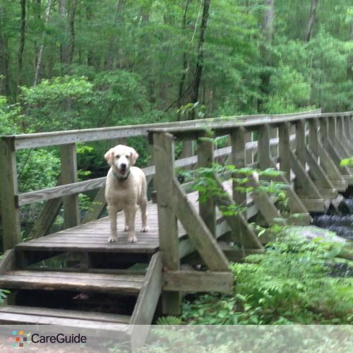 Pet Care Provider Zoe L's Profile Picture