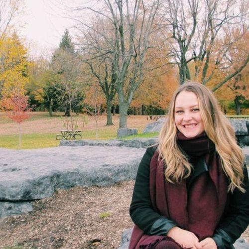 Canadian Nanny Provider Sara Deas-Dawlish's Profile Picture
