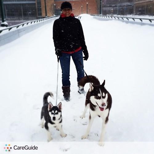 Pet Care Provider Carolina Martinez's Profile Picture