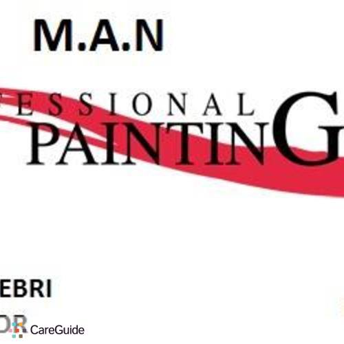 Painter Provider Mourad J's Profile Picture