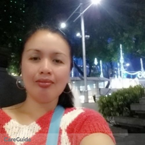 Canadian Nanny Provider Ma. Socorro T's Profile Picture