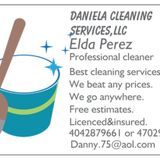 Cleaning houses and offices