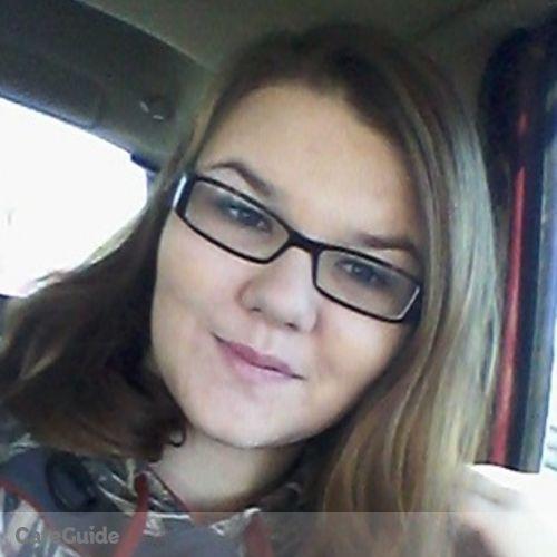 Child Care Provider Rachel J's Profile Picture