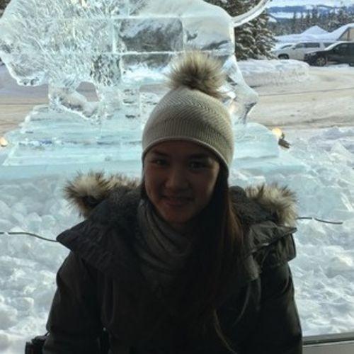 Canadian Nanny Provider Paviga K's Profile Picture