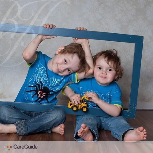 Child Care Provider Cassandra Mitchell's Profile Picture