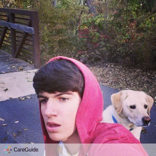 Pet Care Provider Ben Patton's Profile Picture
