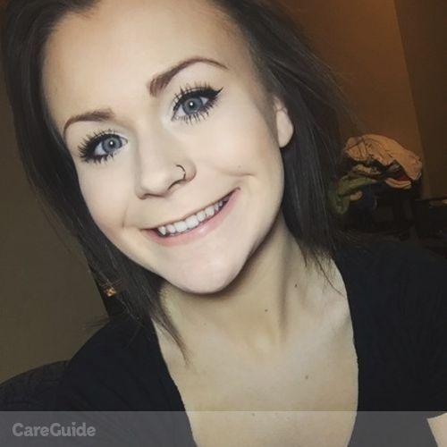 Canadian Nanny Provider Miranda Walsh's Profile Picture