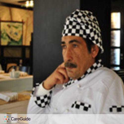 Chef Provider Carlos Felipe L's Profile Picture