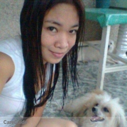 Canadian Nanny Provider Jonalyn Santos's Profile Picture
