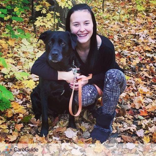 Pet Care Provider Brice M's Profile Picture