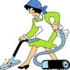 Independent cleaning lady from Poland