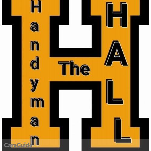 Handyman Provider Martin Hall's Profile Picture
