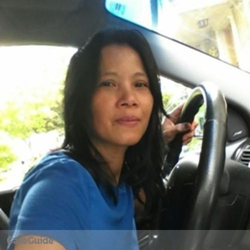Canadian Nanny Provider Fatima M's Profile Picture