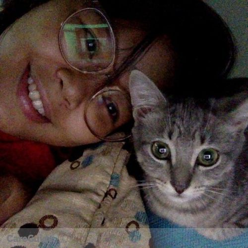 Pet Care Provider Arina Sin's Profile Picture