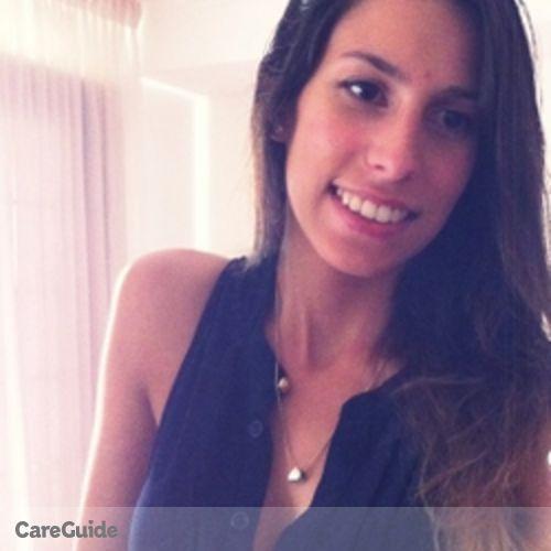 Canadian Nanny Provider Ana Silva's Profile Picture