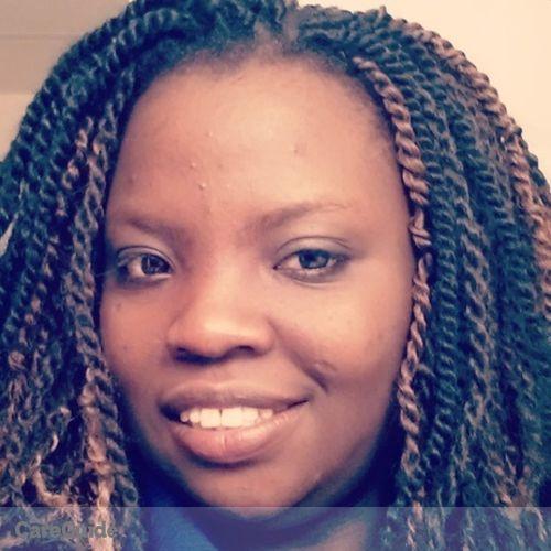 Canadian Nanny Provider Rehema Biyaki's Profile Picture