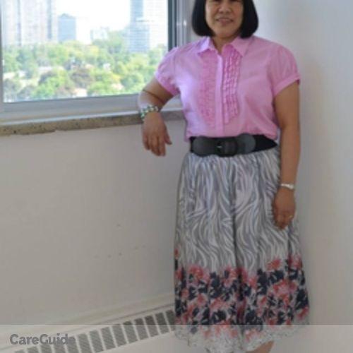 Canadian Nanny Provider Erminda U's Profile Picture