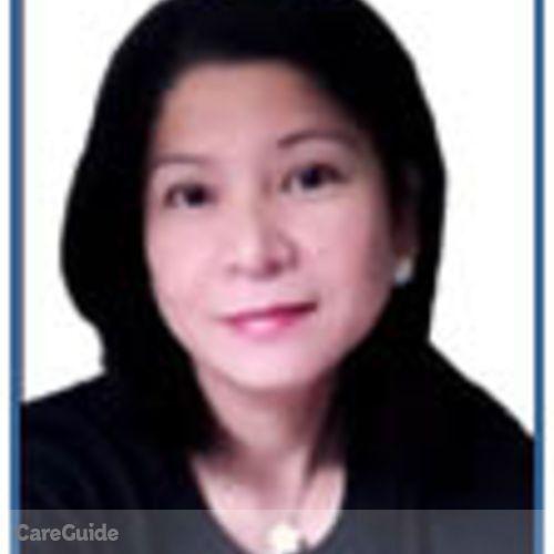 Canadian Nanny Provider Teresita Magno's Profile Picture