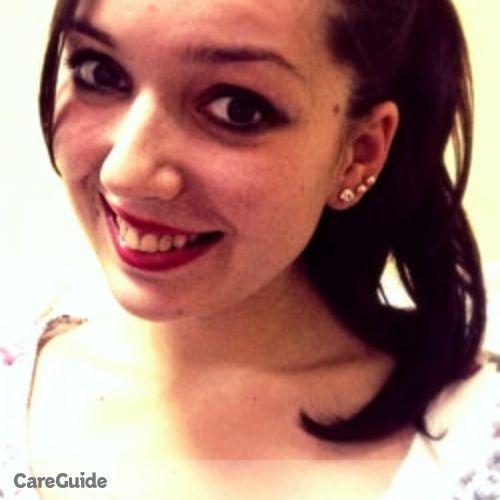 Canadian Nanny Provider Yuliia Filina's Profile Picture