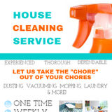 Full cleaning service