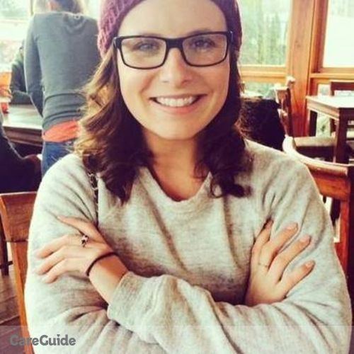 Canadian Nanny Provider Brittany E's Profile Picture