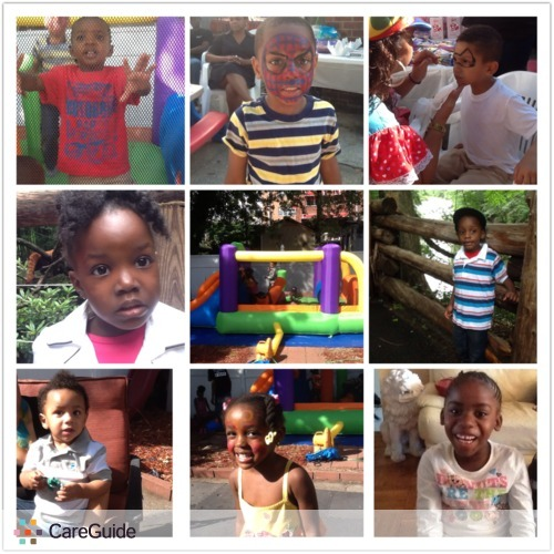 Child Care Provider Princess Myers's Profile Picture